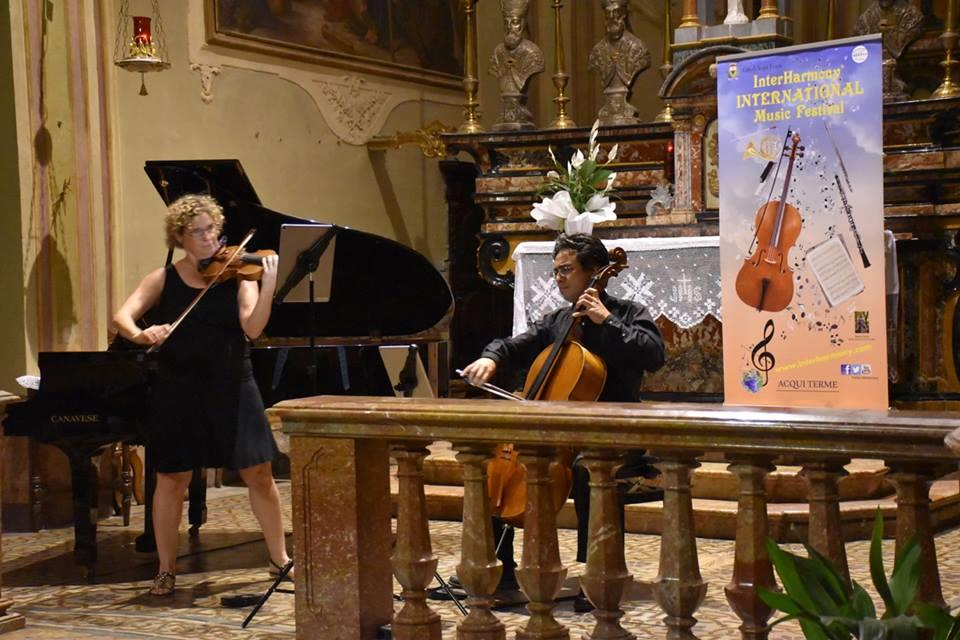 Interharmony International Music Festival - Sessione I